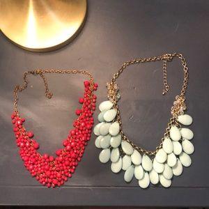 Jewelry - BOGO Statement Necklaces